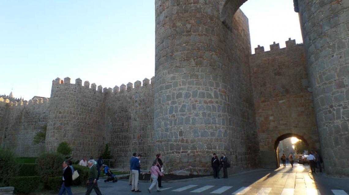 Visita SHCity Ávila