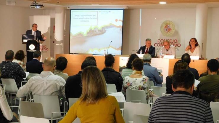 Presentación de la jornada en Zamora