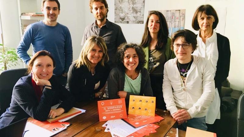 Participantes del programa Lanzaderas en Italia