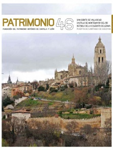 Portada Revista Patrimonio 46