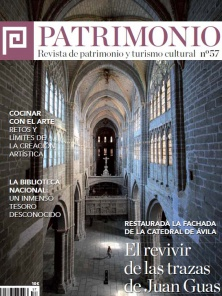 Portada Revista Patrimonio 57