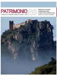 Portada Revista Patrimonio 28