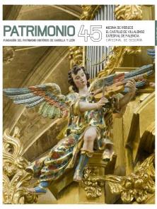 Portada Revista Patrimonio 45