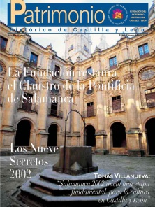 Portada Revista Patrimonio 8